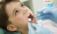 Dự phòng răng khấp khểnh cho trẻ