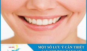 Độ bền răng sứ cercon ở mức nào, có thể tồn tại dài lâu hay không?
